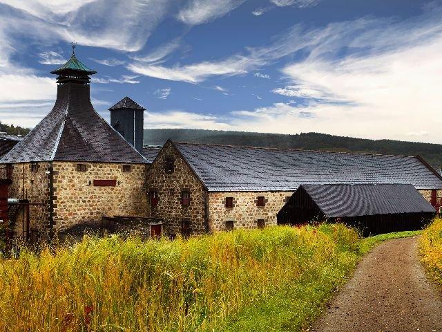 Groot Brittanië - Schotland - Distileerderij