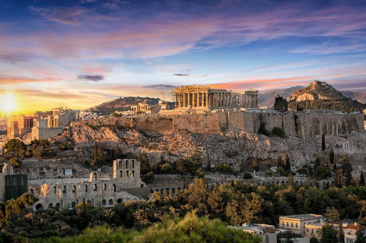 Vlieg-rondreis Hoogtepunten van Griekenland