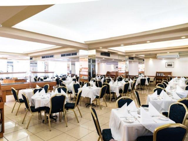 Bugibba - Hotel Topaz *** - restaurant