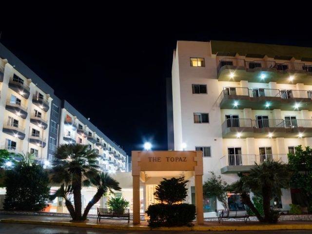 Bugibba - Hotel Topaz *** - hotelaanzicht