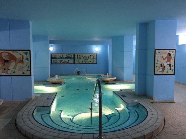 Bugibba - Hotel Topaz *** - binnenzwembad