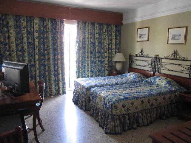 Bugibba - Hotel Topaz *** - voorbeeldkamer