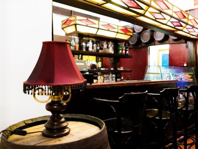 Bugibba - Hotel Topaz *** - bar