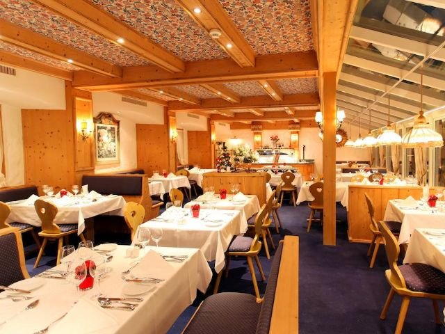 Davos - Turmhotel Victoria Davos **** - restaurant