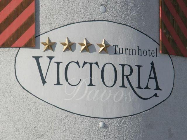 Davos - Turmhotel Victoria Davos ****