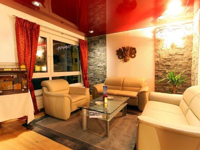Davos - Turmhotel Victoria Davos **** - lounge