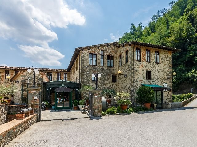 Pescia - San Lorenzo e Santa Caterina *** - hotelaanzicht