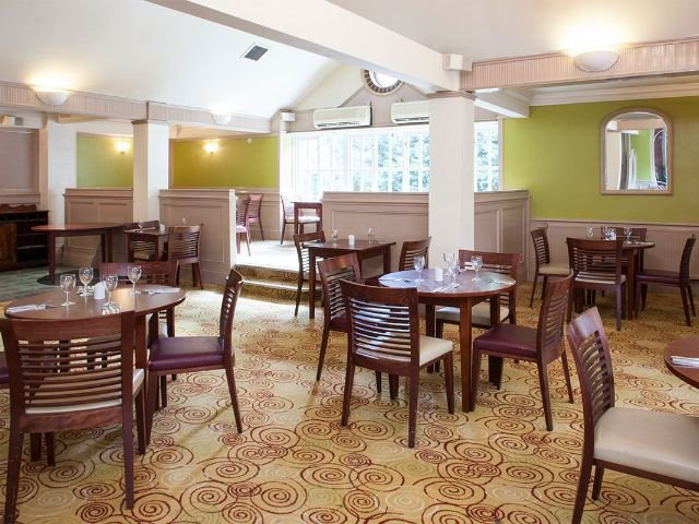 Groot Brittannië - Engeland - Ispwich - Holiday Inn Ipswich-Orwell