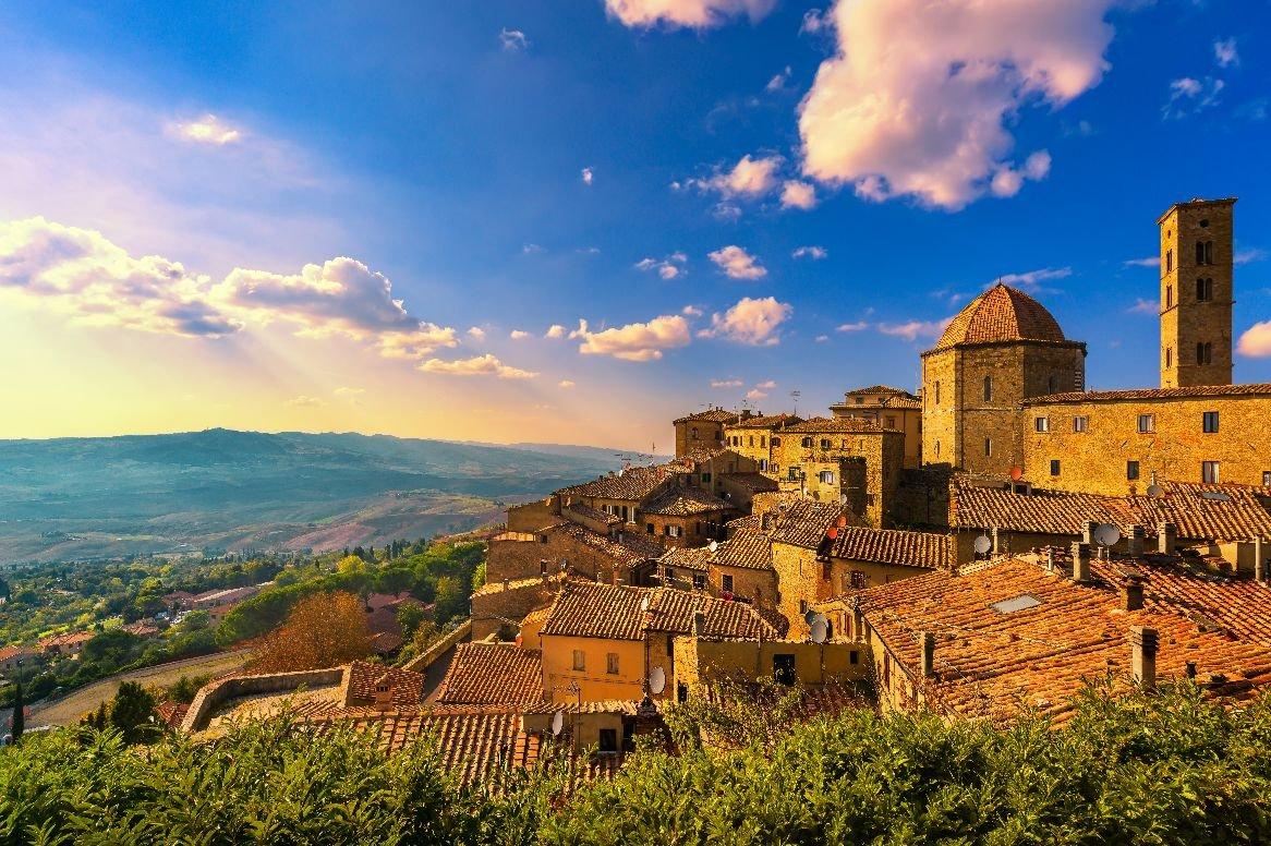 Vlieg-busreis Hoogtepunten van Toscane