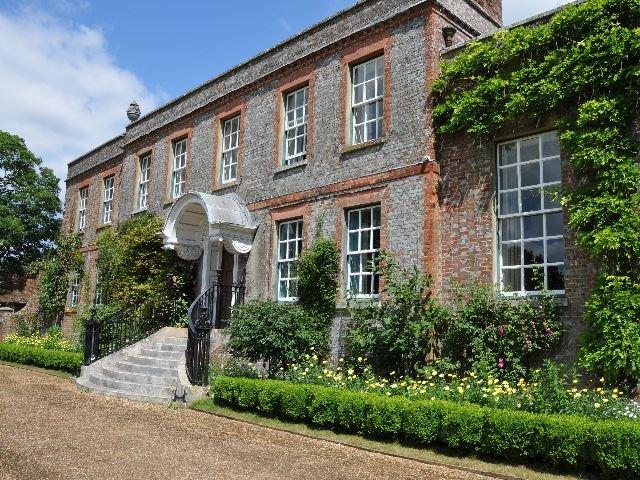 Engeland - Tuinenreis Hampshire & Sussex - tuin
