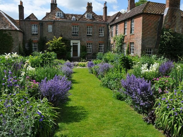 Engeland - Tuinenreis Hampshire & Sussex - Wyken Hall