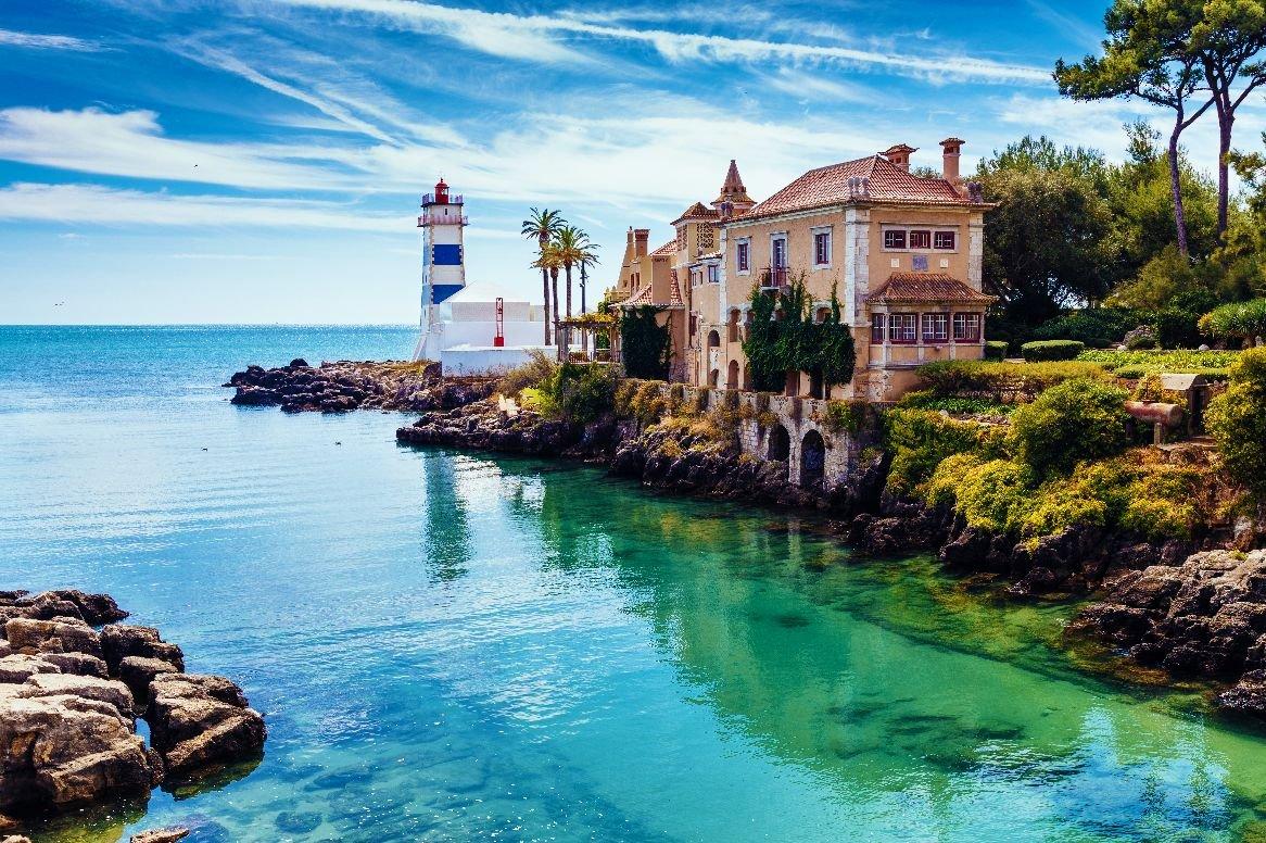 Vlieg-busreis Costa de Lisboa