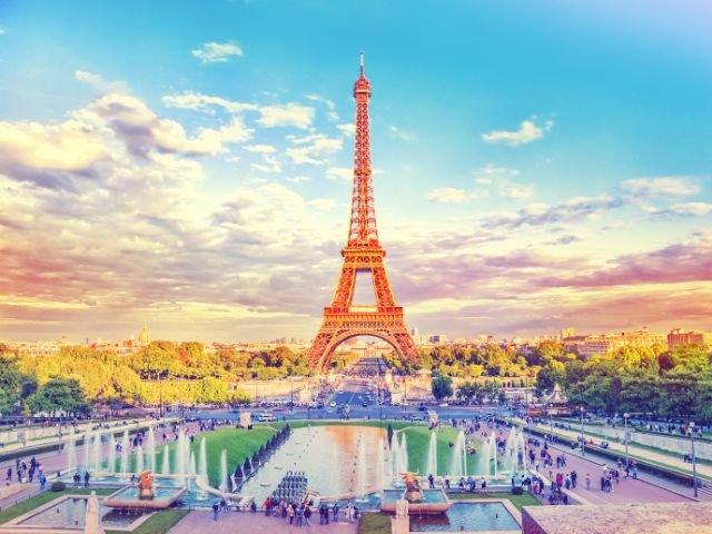 Parijs-Eifeltoren