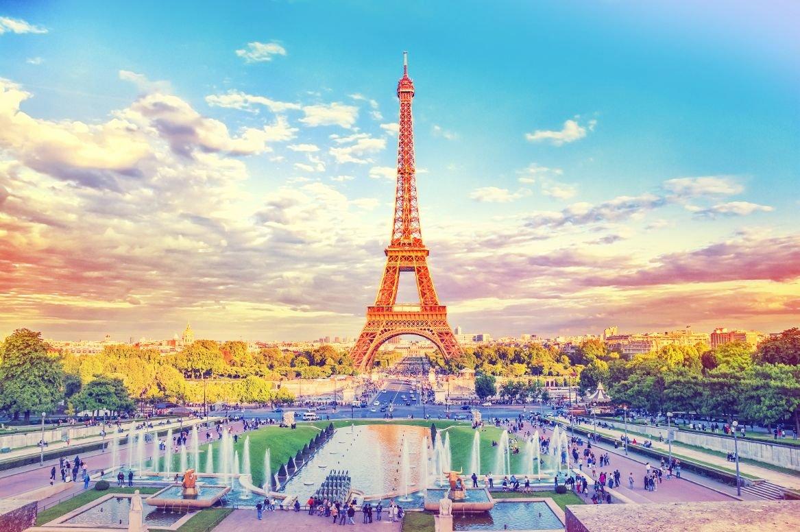 Parijs - Eifeltoren