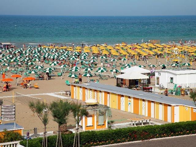 Rimini - Hotel Rondinella e Viola *** - strand rimini