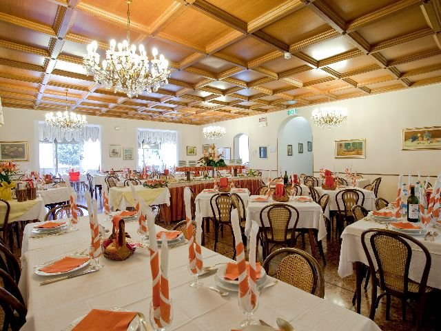 Rimini - Hotel Rondinella e Viola *** - restaurant