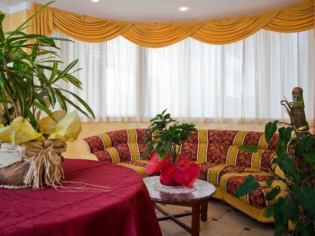 Rimini - Hotel Rondinella e Viola *** - lounge
