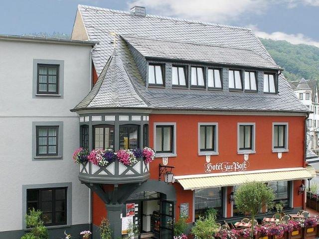 Waldbreitbach - Hotel zur Post ***+ - aanzicht