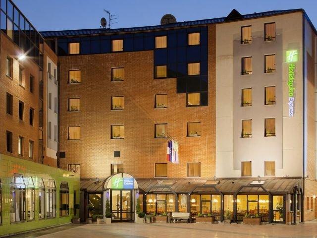 Holiday Inn Express Arras***- aanzicht