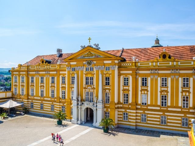 Oostenrijk - Klooster Melk