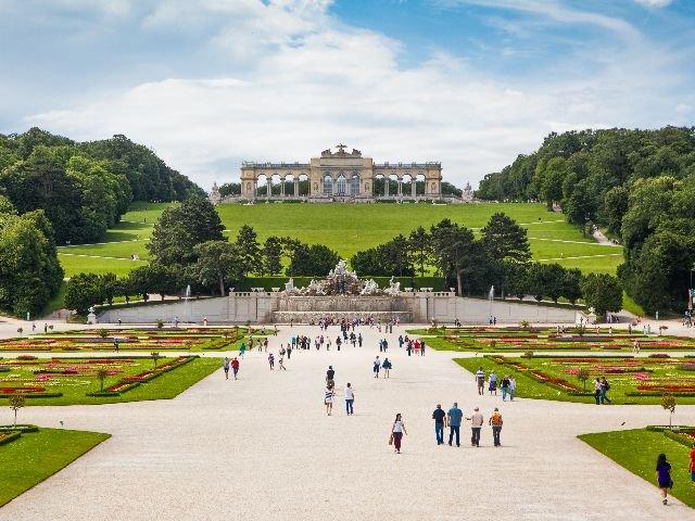 Oostenrijk - Wenen - Slot Schönbrunn