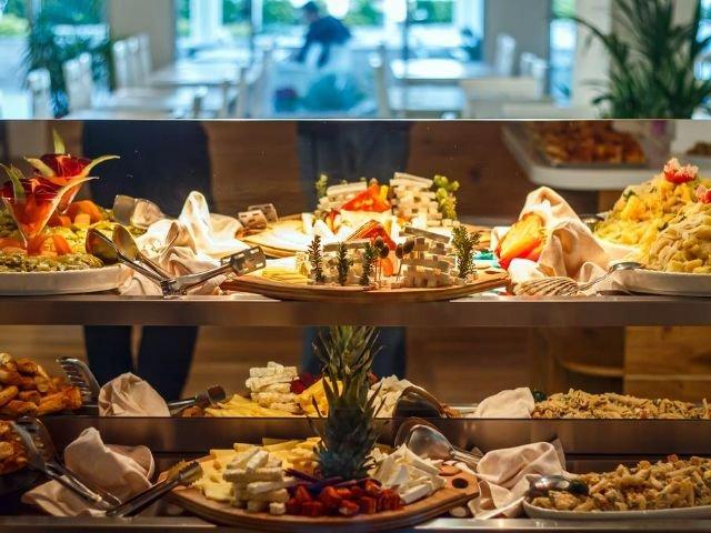 Bijela - Hotel Park **** - restaurant