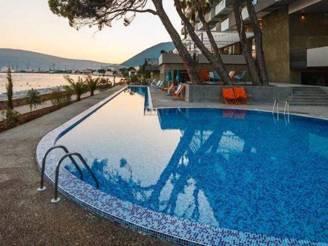 Bijela - Hotel Park **** - zwembad