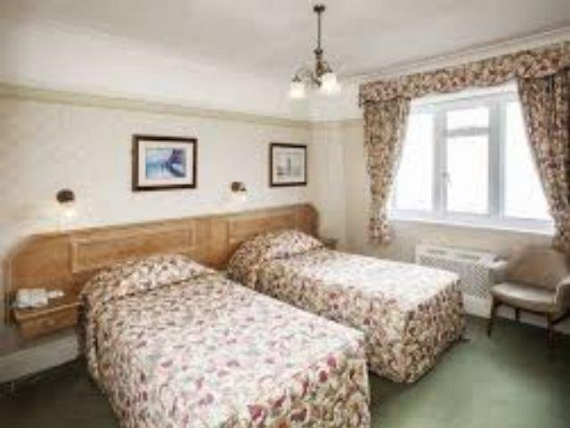 Engeland - Torquay -Livermead House Hotel - Voorbeeldkamer