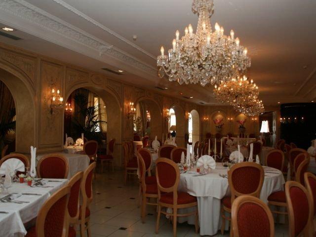Servotel Castagniers*** - restaurant