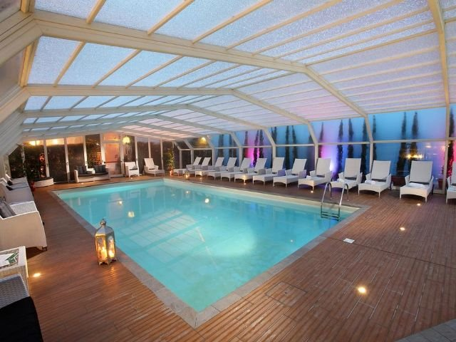Montecatini Terme - Hotel Manzoni **** - zwembad