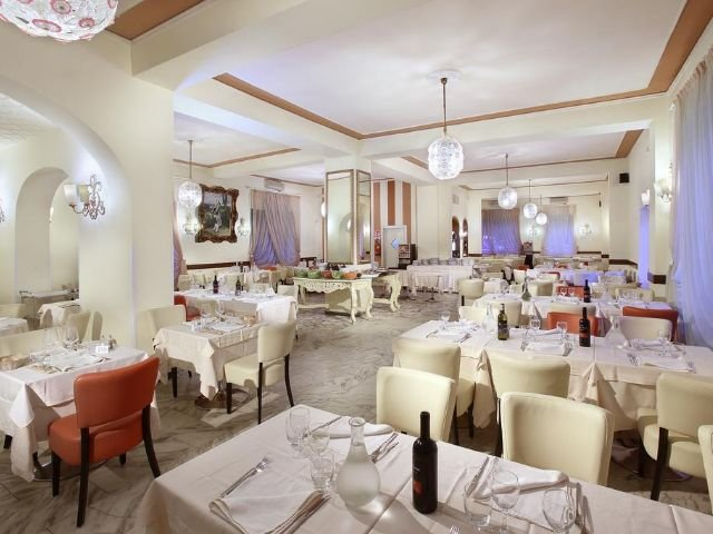 Montecatini Terme - Hotel Manzoni **** - restaurant