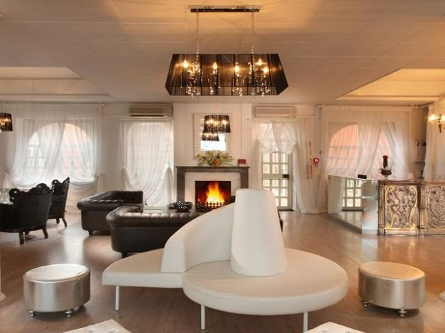 Montecatini Terme - Hotel Manzoni **** - lounge