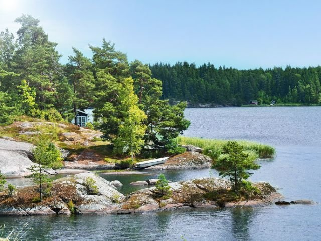Zweden - omgeving Askersund