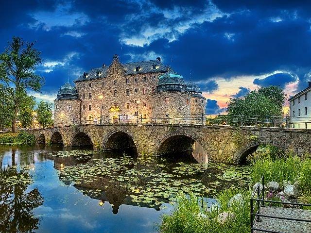 Zweden Örebro - Slott Örebro