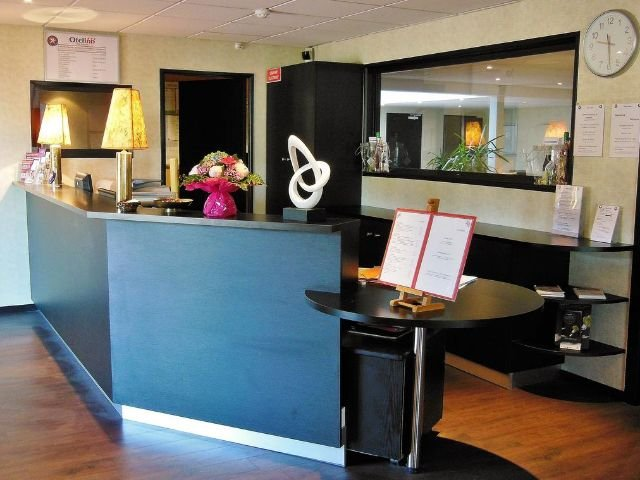 Hotel Otelinn*** - receptie