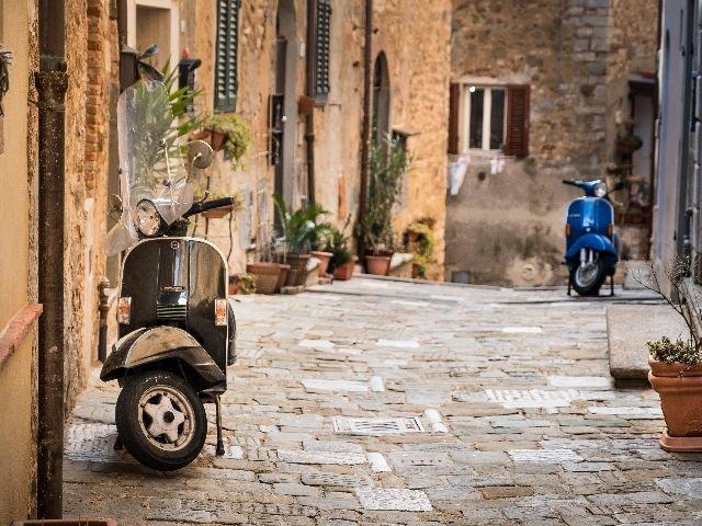 Toscaans straatje