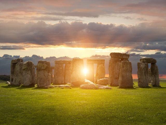 Groot Brittannië - Wiltshire - Stonehenge