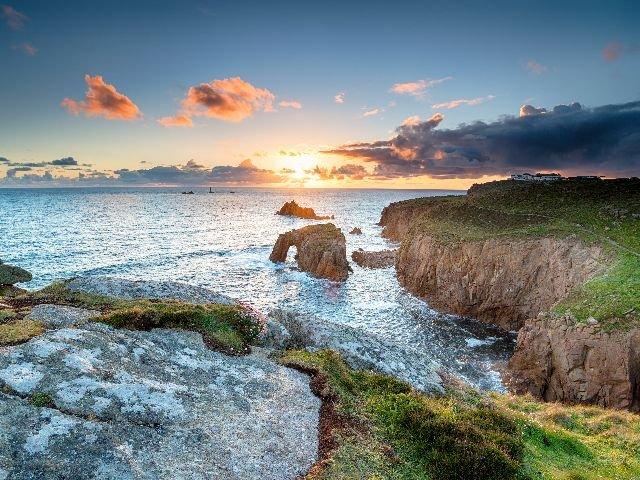 Groot Brittannië - Cornwall - Lands End