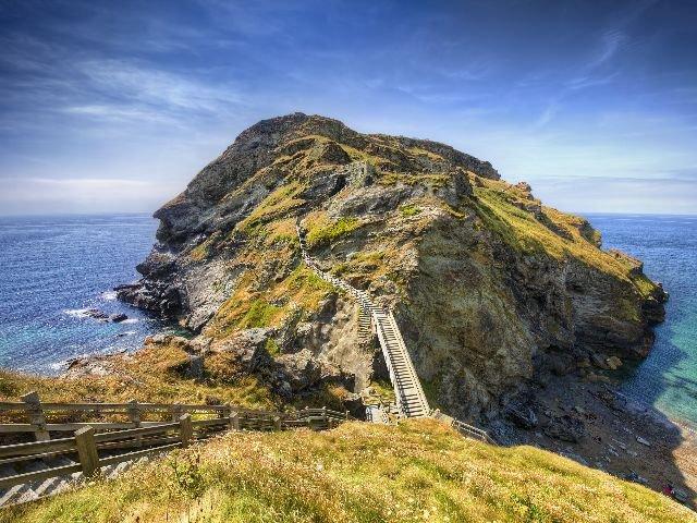 Groot Brittannië - Cornwall -Tintagel
