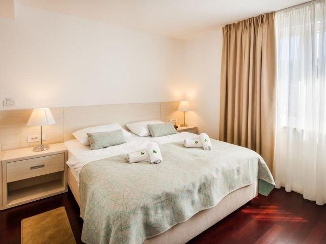 Tisno - Hotel Borovnik **** - voorbeeldkamer