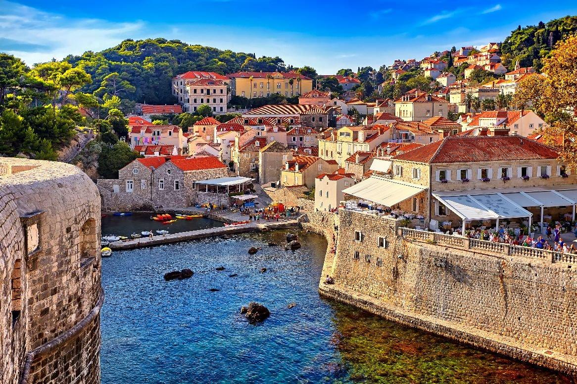 Vlieg-busreis Dalmatie, Dubrovnik & Mostar