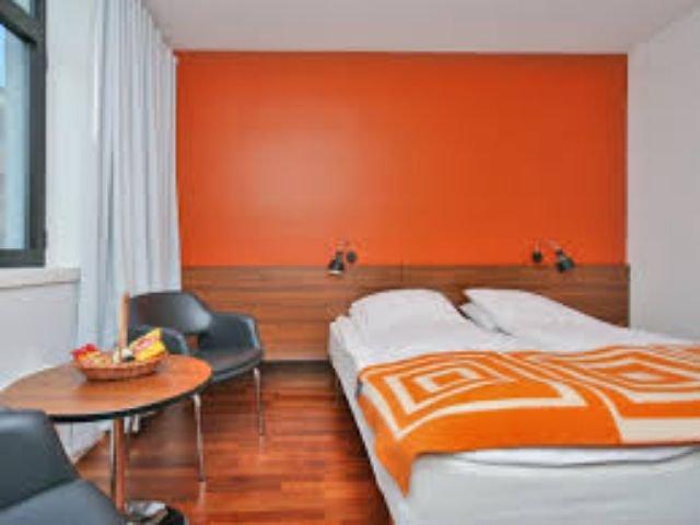 Alesund - Thon Hotel Alesund  - voorbeeldkamer