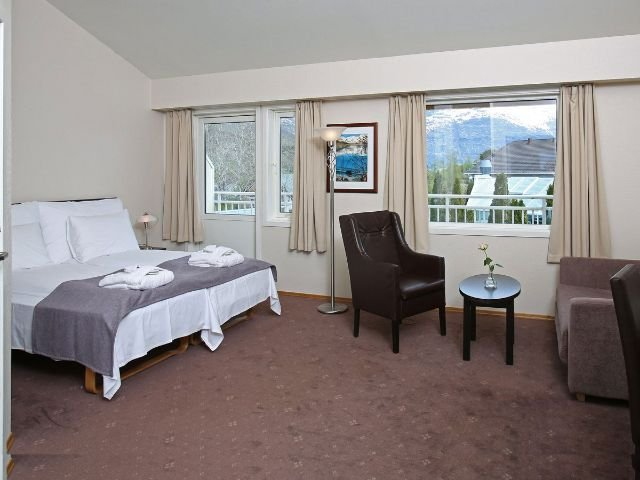 Skei - Thon Hotel Jolster - voorbeeldkamer