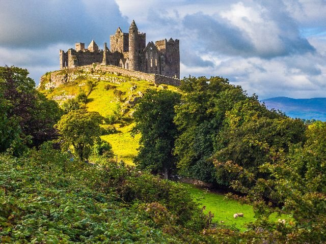 Ierland - Rock of Cashel