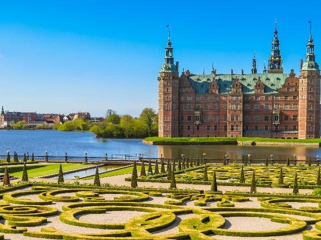 Denemarken - Sprookjesachtig Denemarken - Paleis Amaliënborg