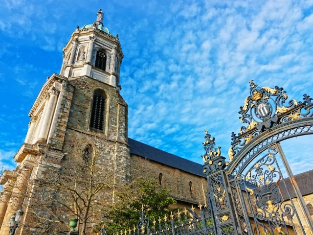Bretagne Rennes kathedraal