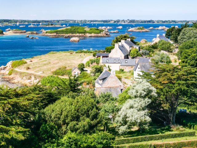 Bretagne Ile de Brehat