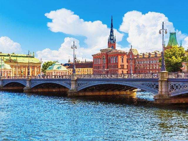 Zweden - Stockholm - Gamla Stan