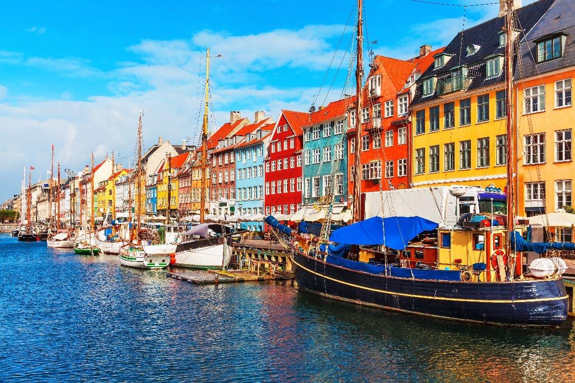 Rondreis Denemarken & Zweden - Kopenhagen
