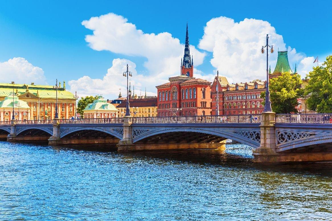 Rondreis Denemarken & Zweden - Gamla Stan